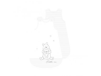 Detský bavlnený vak - Macko Pu