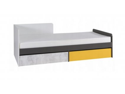 Detská posteľ BRIANO 200x90