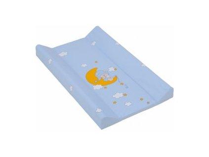 Prebaľovacia podložka na postieľku - 80x50 cm - rône farby (Farba Žltá)