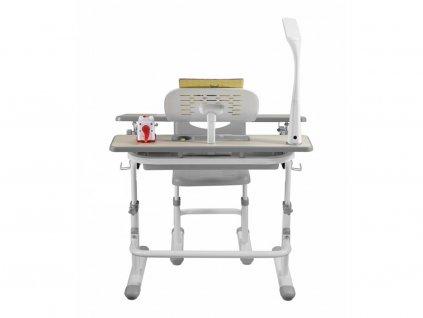 Rastúci detský písací stôl so stoličkou Laventa