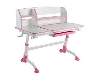 Rastúci písací stôl pre deti Amorte II - viac farieb (Farba Sivá)