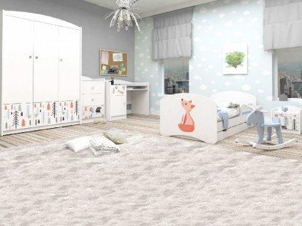 Detská izba VENI Special Edition LÍŠKA (160x80)