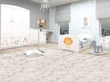 Detská izba VENI Special Edition MADAGASKAR (160x80)