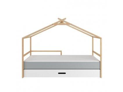Detská posteľ domček 200x90 Joye