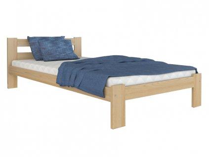 Jednolôžková masívna posteľ Marta
