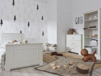 Detská izba BELLA biela