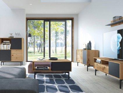 Obývačka Wera