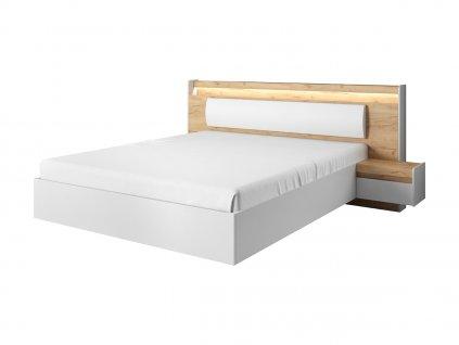 Manželská posteľ Rumia 200x160