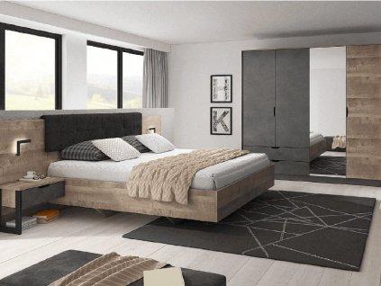 Spálňa Bergen