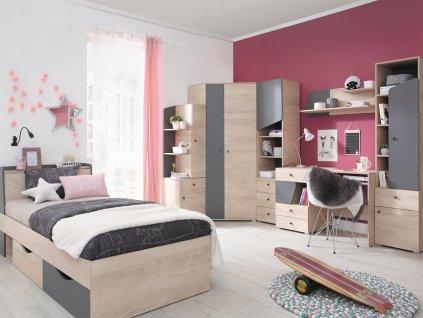 Detská izba Lara