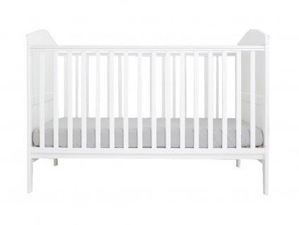 Detská postieľka 2v1 Hampton Cot Bed 140x70