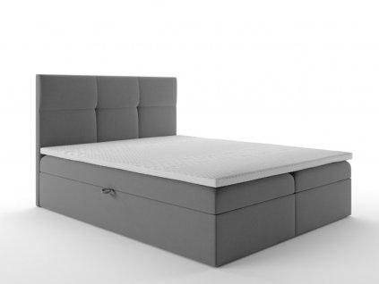 Čalúnená posteľ Maja