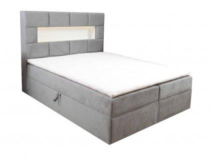 Čalúnená posteľ Amanda