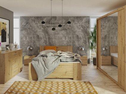 Spálňa BENY 3