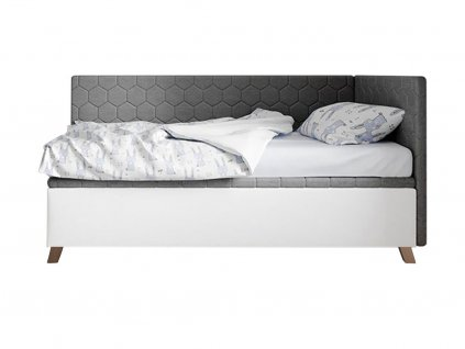 Detská čalúnená posteľ Anita 80x200