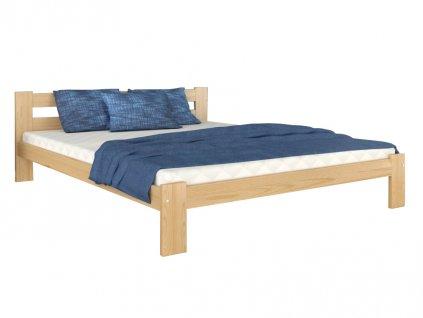 Manželská masívna posteľ Marta