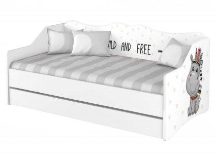 Detská posteľ Wild and Free 160x80