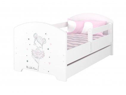 Detská posteľ Ballerina