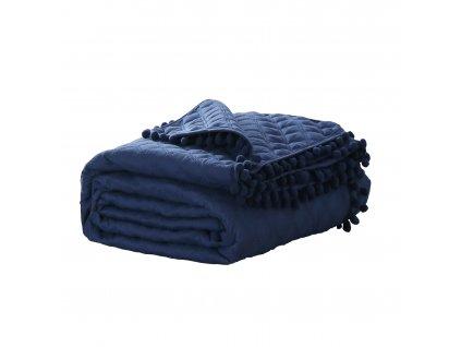 Prešívaný prehoz na posteľ Pompoo
