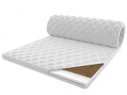 Vrchný matrac 200x160 - 5 cm (kokos/pena)