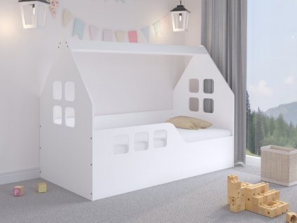Detská posteľ domček Ruby 160x80