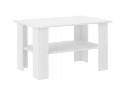 Konferenčný stolík Cali - biela
