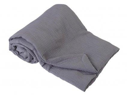 Mušelínová deka BabyMatex 100x75