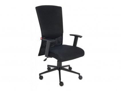 Kancelárska stolička Niko čierna