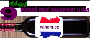 Proč nakupovat na winam.cz