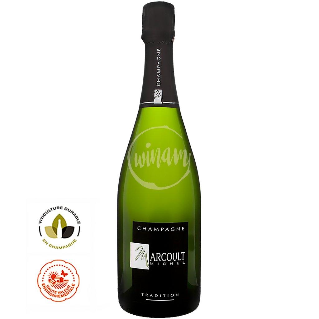 Šampaňské Demi Sec