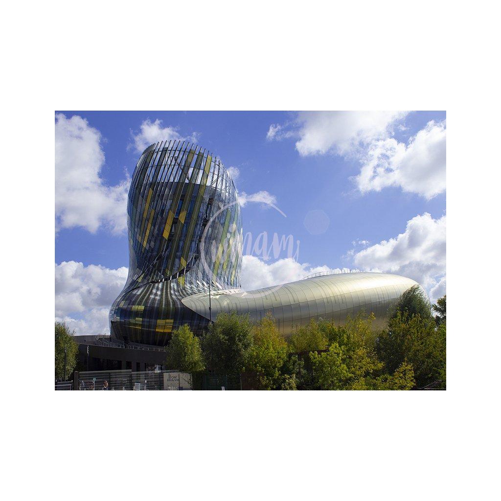Degustace - virtuální zájezd do Bordeaux