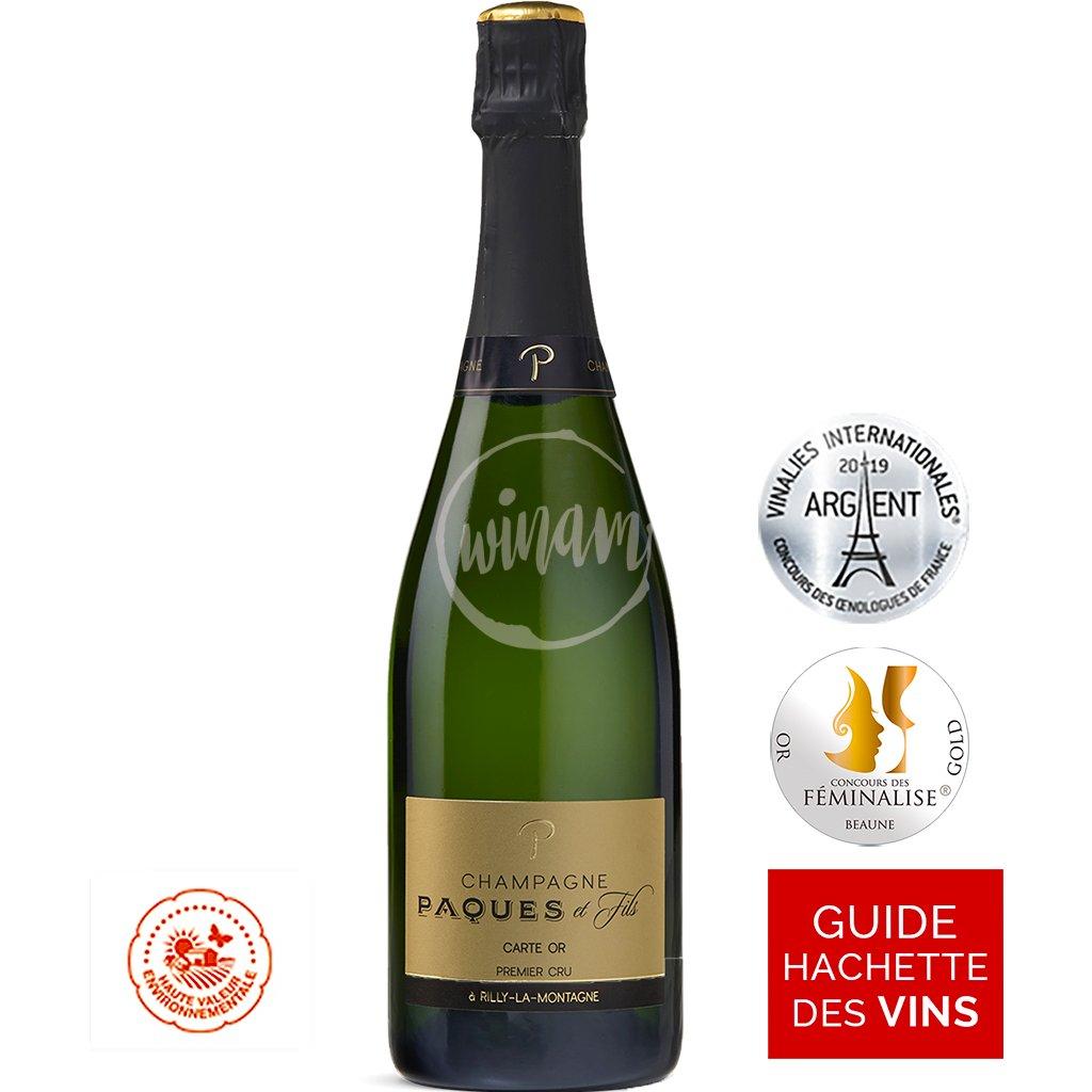 Výběrové šampaňské Premier Cru