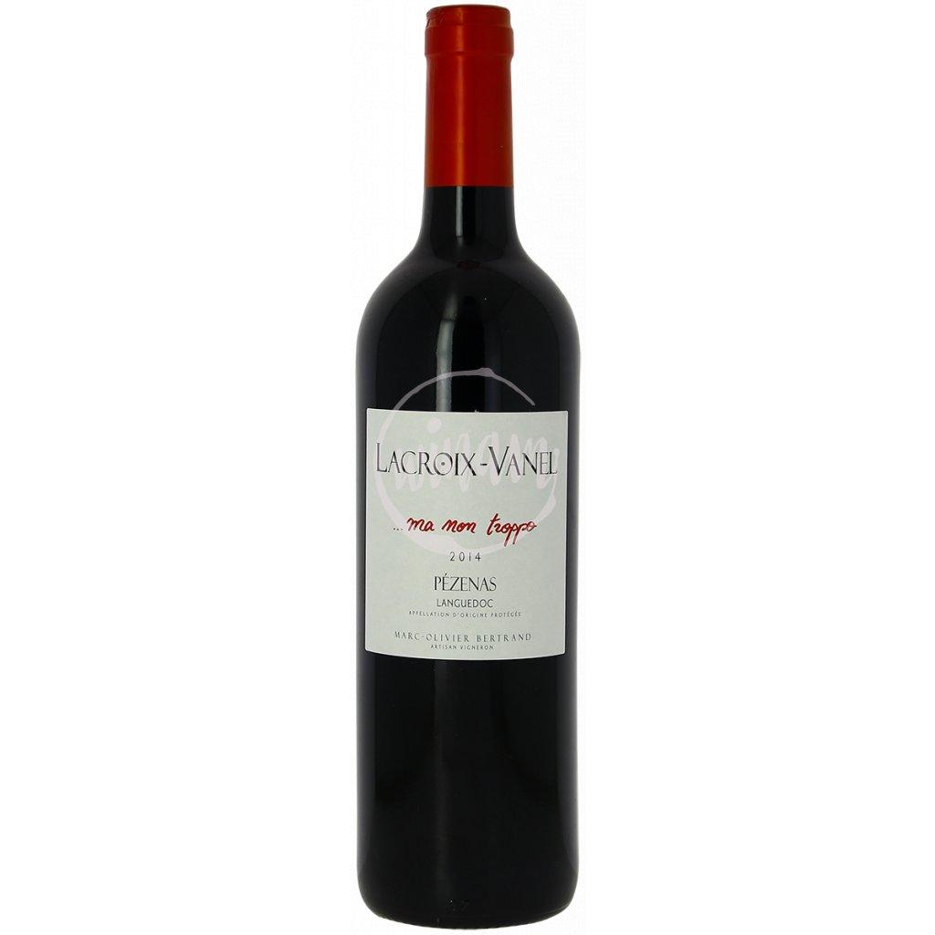 Víno z Languedocu - Pézenas