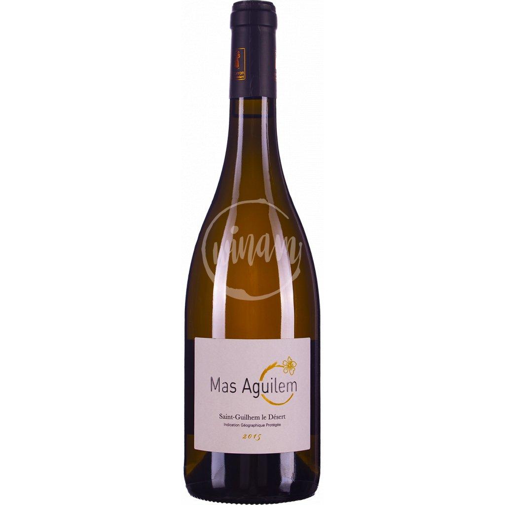 Bílé aromatické cuvée z Languedocu