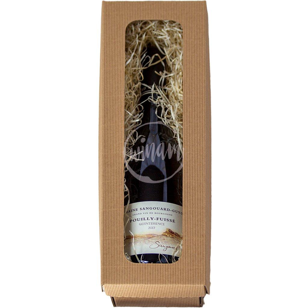 Luxusní Chardonnay jako dárek
