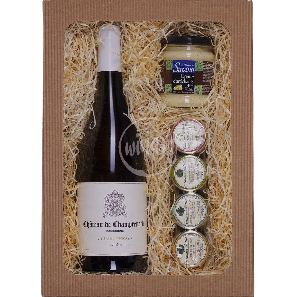 Chardonnay jako dárek