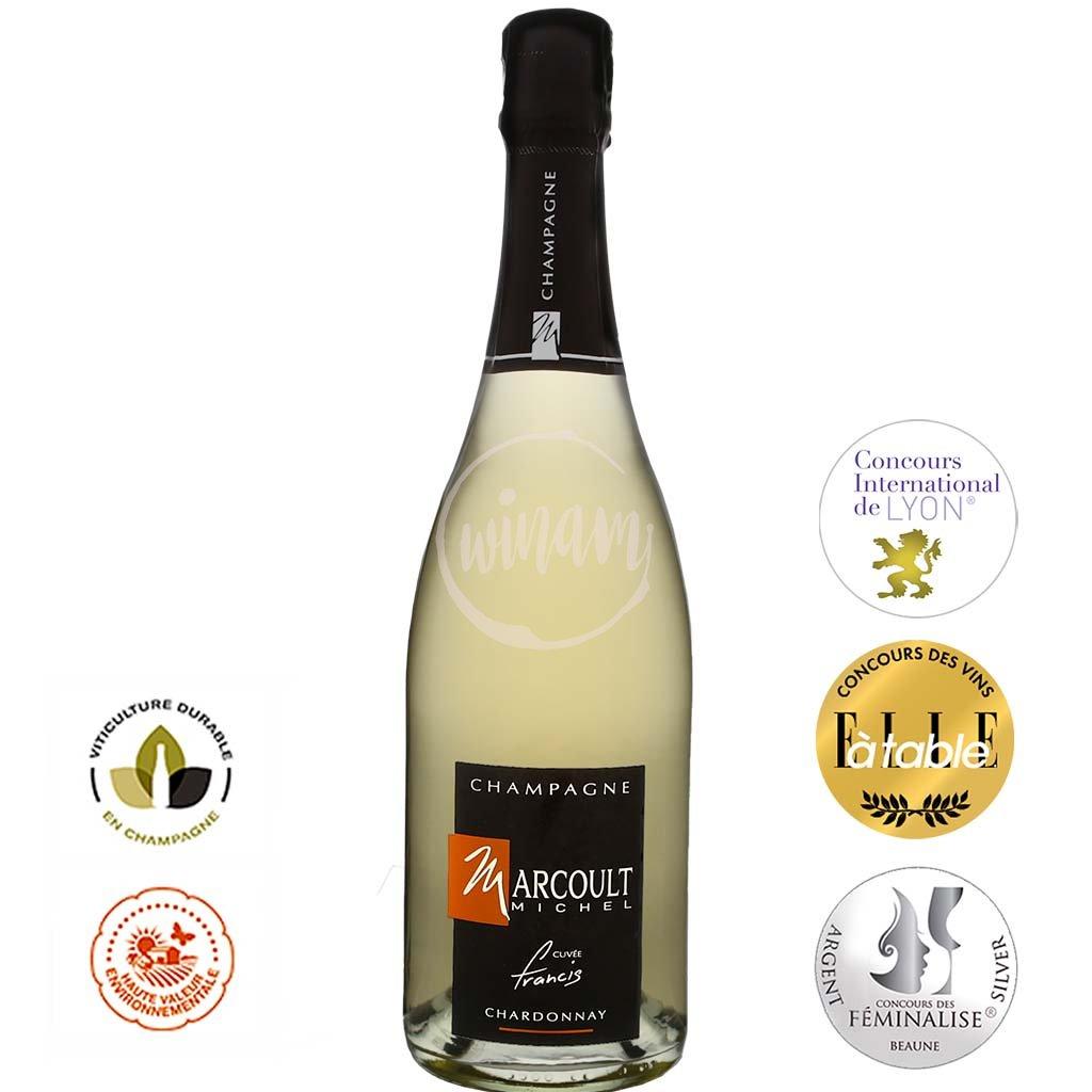 Šampaňské - 100% Chardonnay