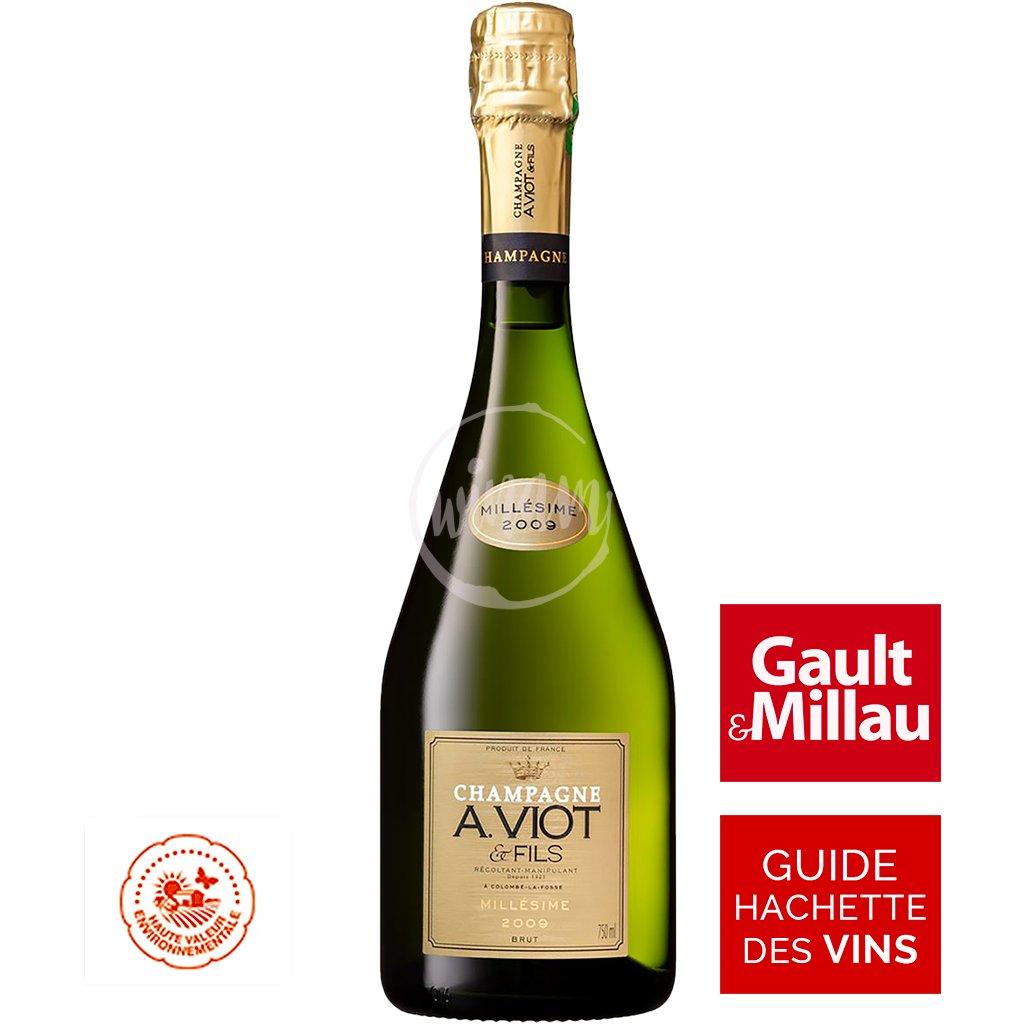 Ročníkové šampaňské - výjímečný rok 2009