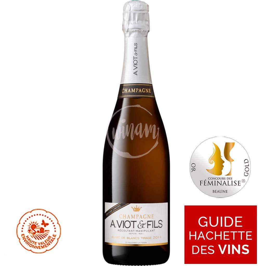 champagne viot tirage 2011