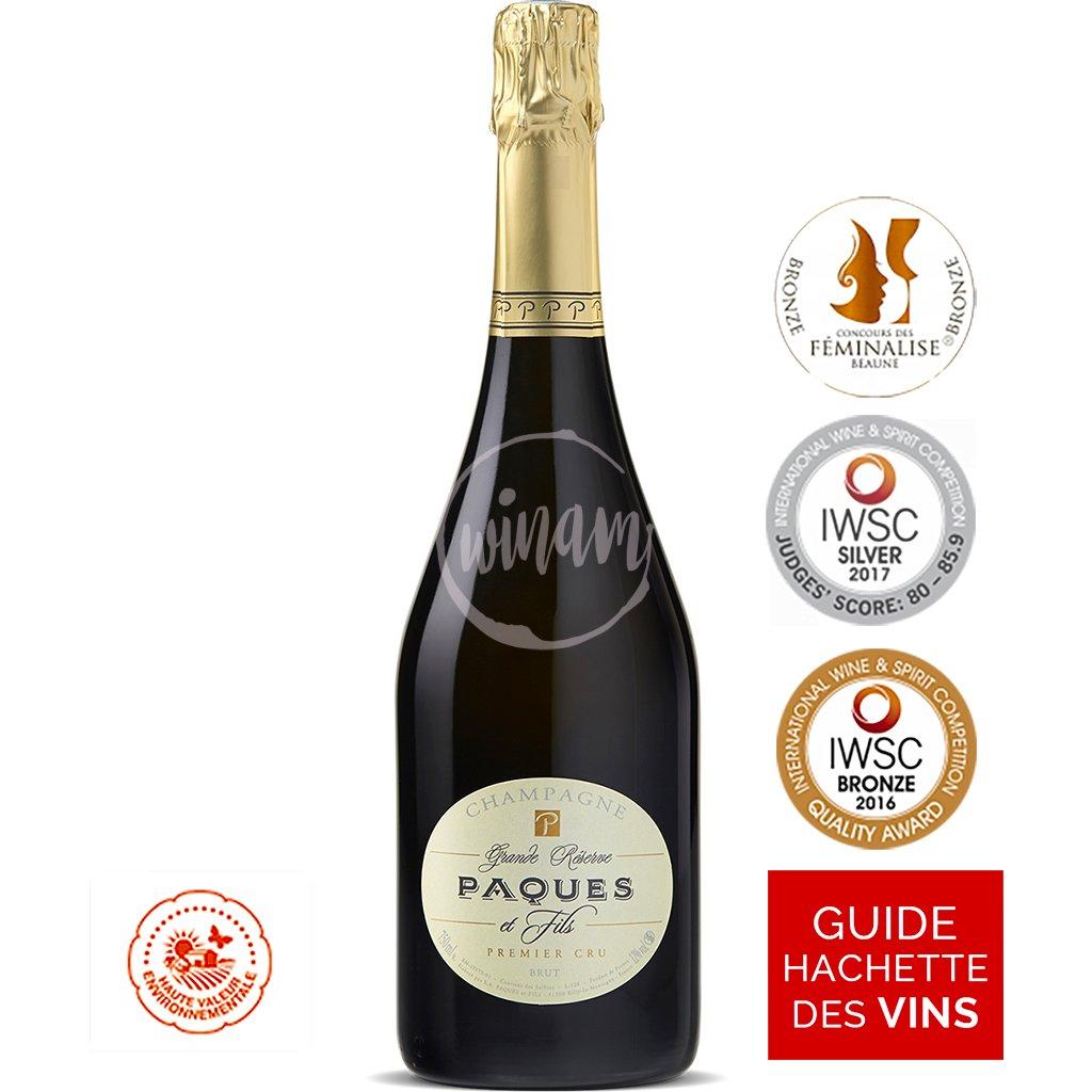Exkluzivní šampaňské - Premier Cru - Reserve