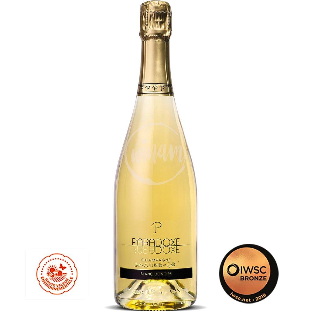 Šampaňské Blanc de Noir, Premier Cru
