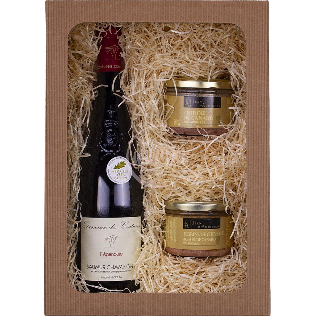 Víno jako dárek - Cabernet Franc