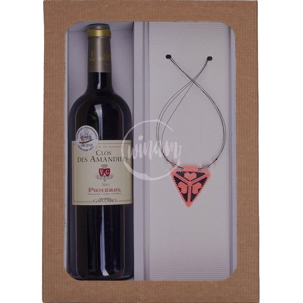 Exkluzivní Bordeaux jako dárek