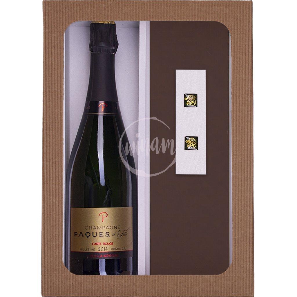 Šampaňské jako dárek pro muže