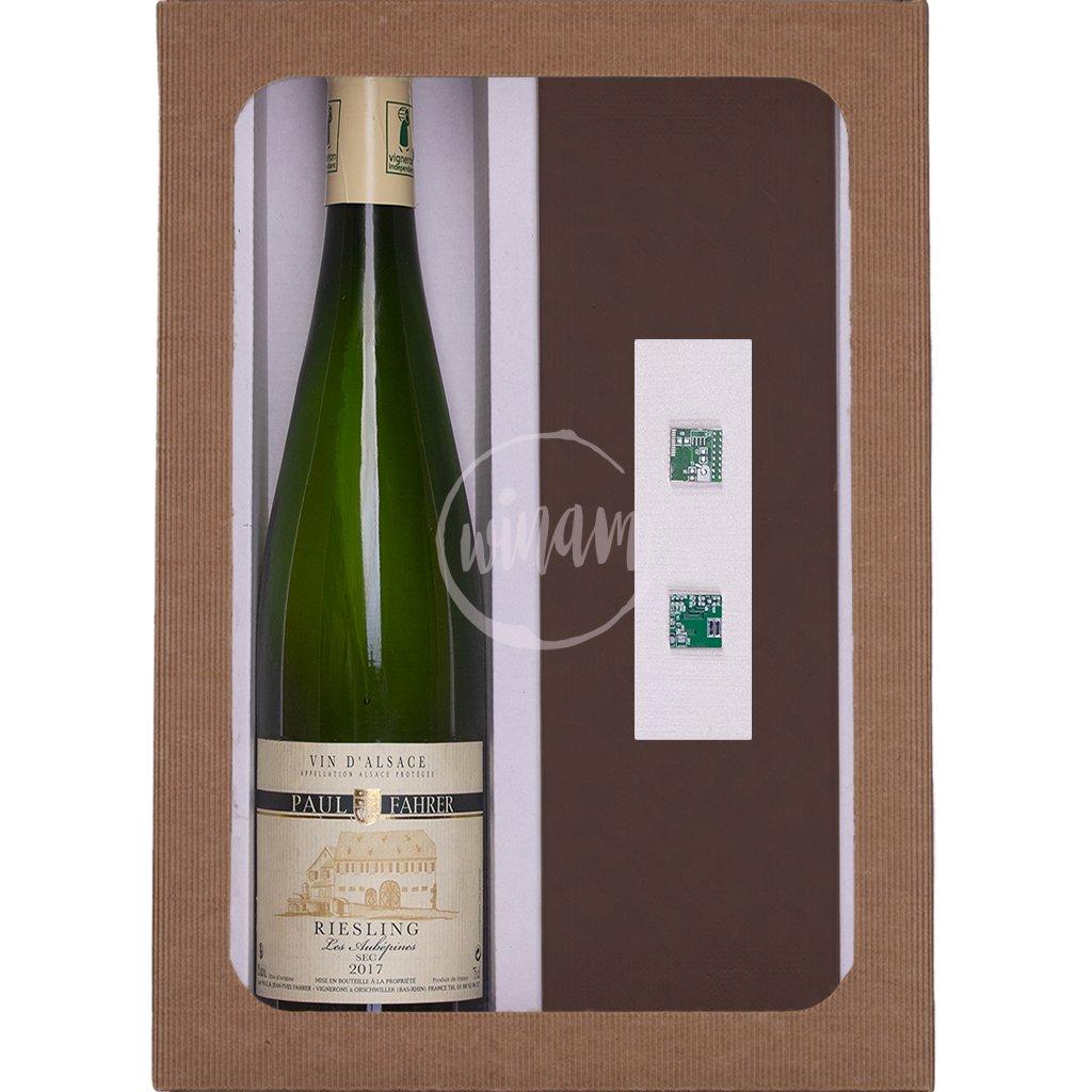 Dárkové víno pro ajťáky