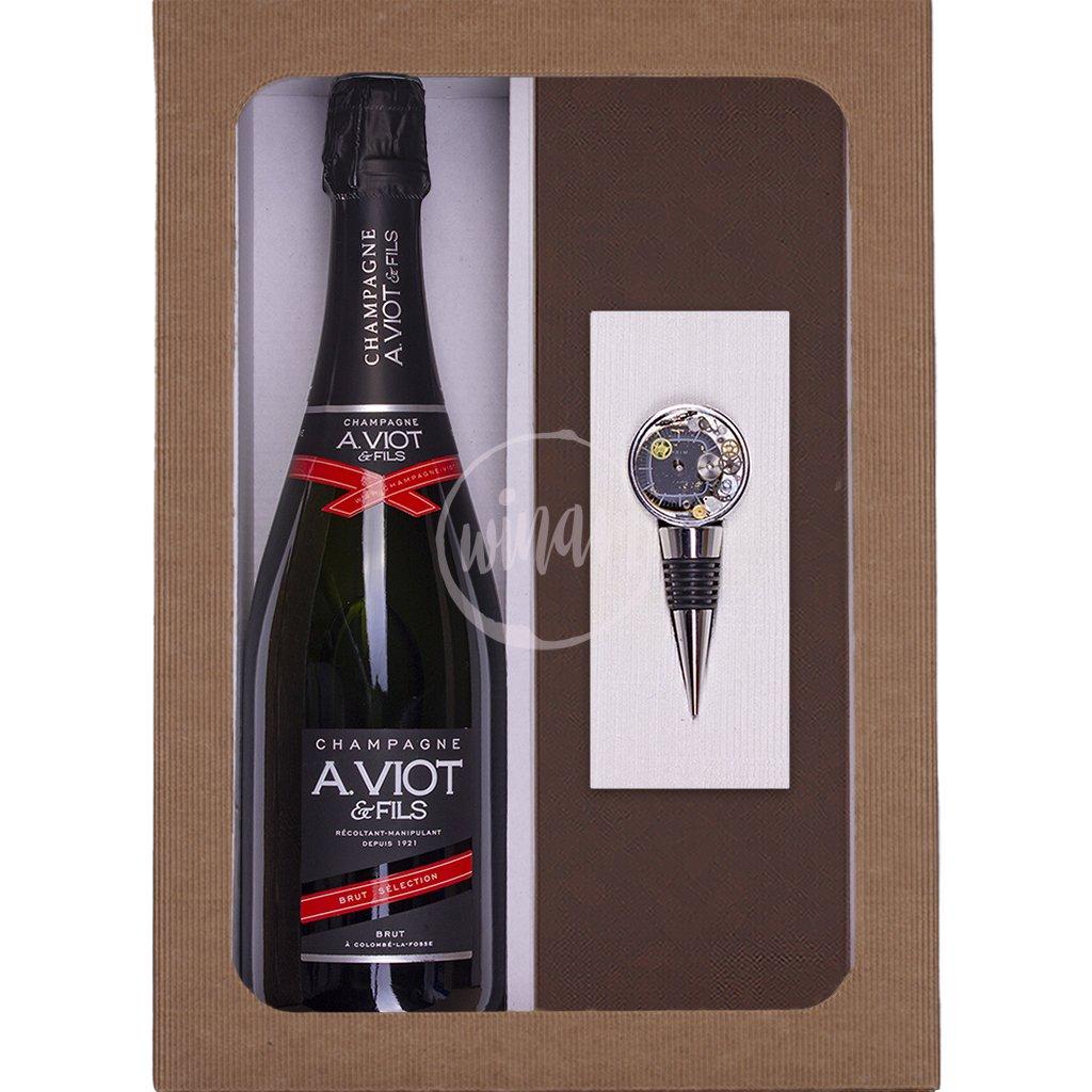 Šampaňské pro muže