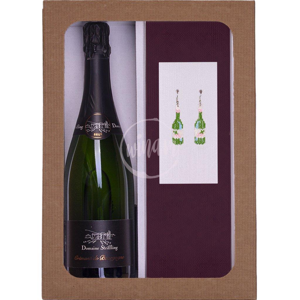 Extravagatní dárkové víno
