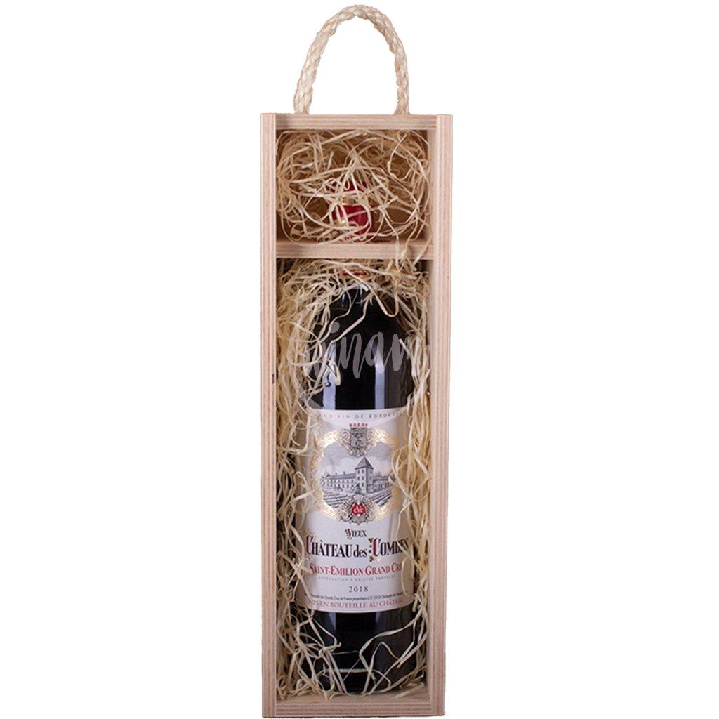 Merlot z Bordeaux jako dárek