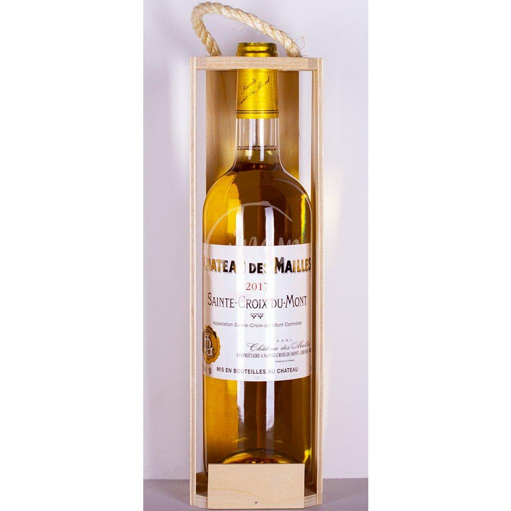 Sladké víno z Bordeaux
