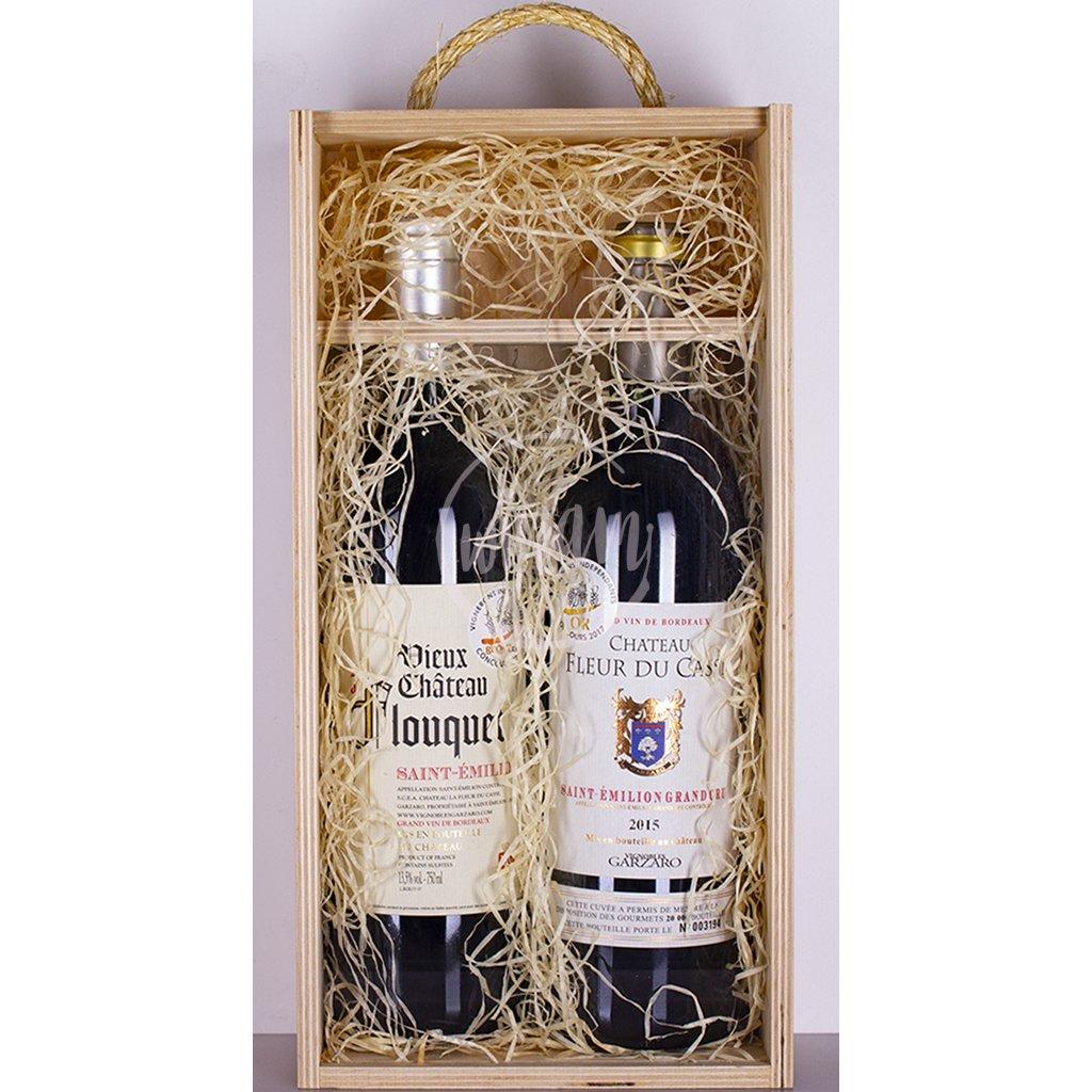 Luxusní kazeta z Bordeaux